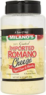 Best imported romano cheese Reviews