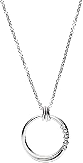 Fossil Pendant Necklaces Stainless Steel for Women - Jf02739040