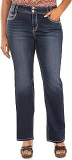 Women's Instastretch Luscious Curvy Bootcut Jeans