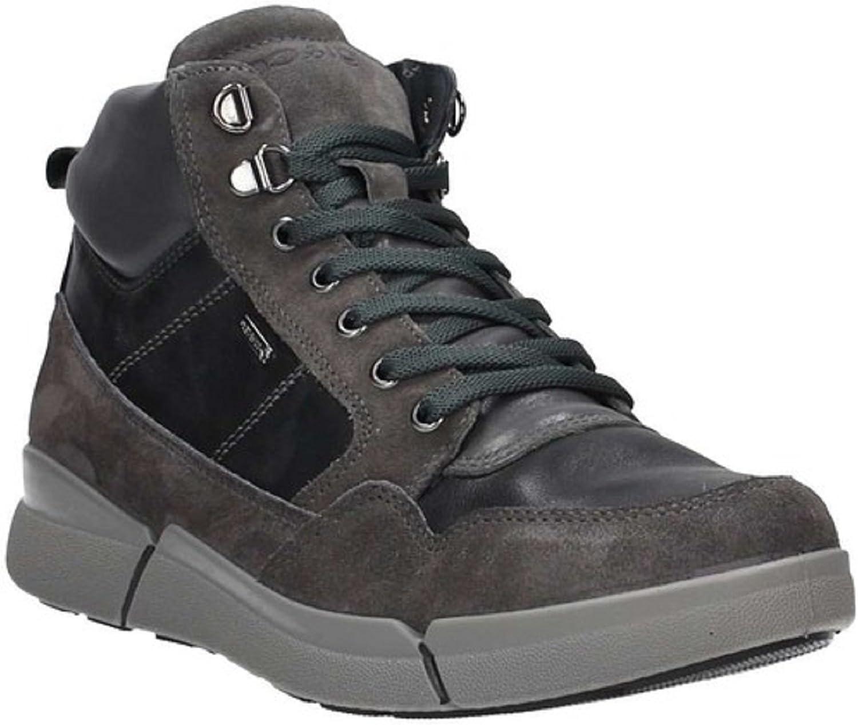 IGI&Co. , Herren Turnschuhe Grau schwarz Antracite