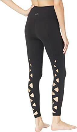 Live On High-Waisted Midi Leggings