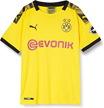 PUMA Borussia Dortmund Home Kids Jersey 2019-2020