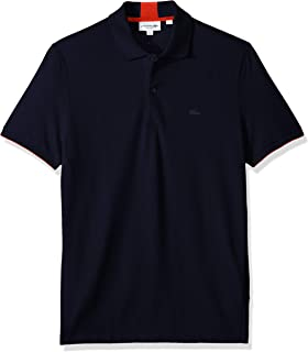 Men's Short Sleeve Reg Fit Motion Tonal Croc Polo