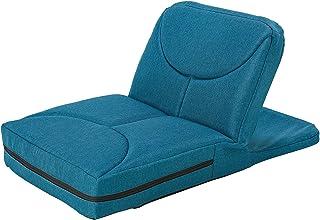 ショップジャパン ゴロネックス 座椅子型フィットネスマシン 450×745×380㎜ お腹 太もも 二の腕 ストレッチ 有酸素 11種類のエクササイズ GRO-AM01 ネイビー