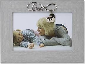 إطار صور لافينتي لاف من لورانس، 6×4، رمادي