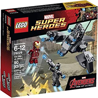 LEGO Superheroes Iron Man vs. Ultron