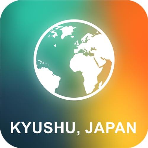 『九州、日本 オフライン地図』の1枚目の画像