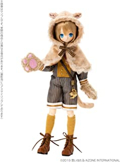 えっくす☆きゅーと ふぁみりー Alice's Tea Party ~お菓子なお茶会~ 眠りねずみさん/そらね 1/6 完成品ドール