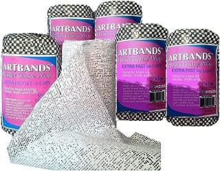 ArtBands (tm) Plaster Gauze Bandage for Hobby Craft, Masks, Scenery, Belly Cast - 5