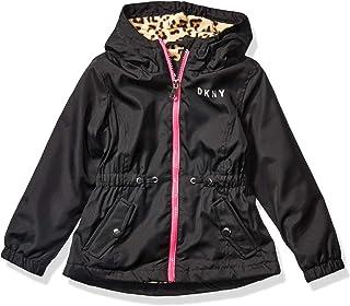 جاكيت للملابس الخارجية العصرية للفتيات الصغيرات من دي كيه ان واي