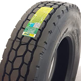 (4 - TIRES) 11R22.5 ROAD CREW TBB 16 PLY DRIVE TIRES 1 YEAR WARRANTY