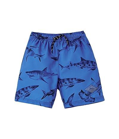 Joules Kids Ocean (Toddler/Little Kids/Big Kids) (Blue Sharks) Boy