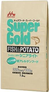 スーパーゴールド フィッシュアンドポテト シニアライト 7.5kg