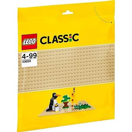 レゴ クラシック 基礎板(ベージュ) 10699