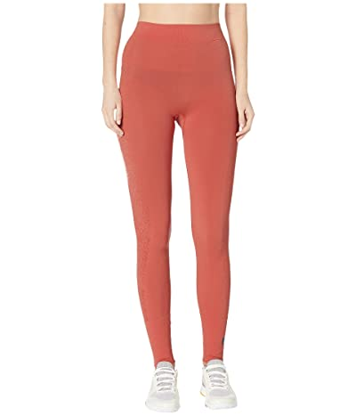 adidas by Stella McCartney Seamless Tights DQ0583 (Hot Coral) Women