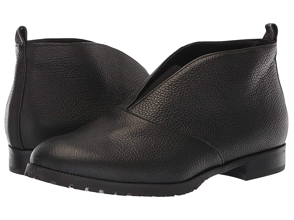 Cordani Aki (Black Pebble Leather) Women