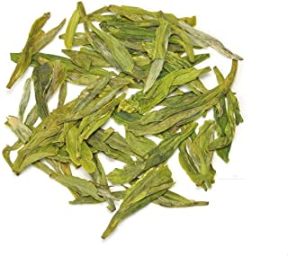 Tao Te Tea   Organic Superfine West Lake Dragon Well Green Tea   Organic Premium Loose Leaf Green Tea (200g)