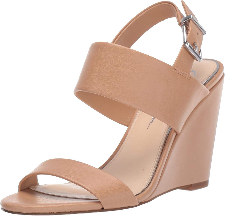 Jessica Simpson Womens Wyra Wedge Sandal