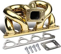 DNA MOTORING TM-GD-004 Ram Horn Turbo Manifold [for 90-00 Acura Integra/Honda Civic B-Series]