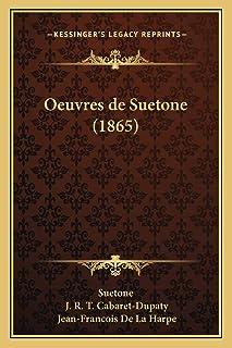 Oeuvres de Suetone (1865)