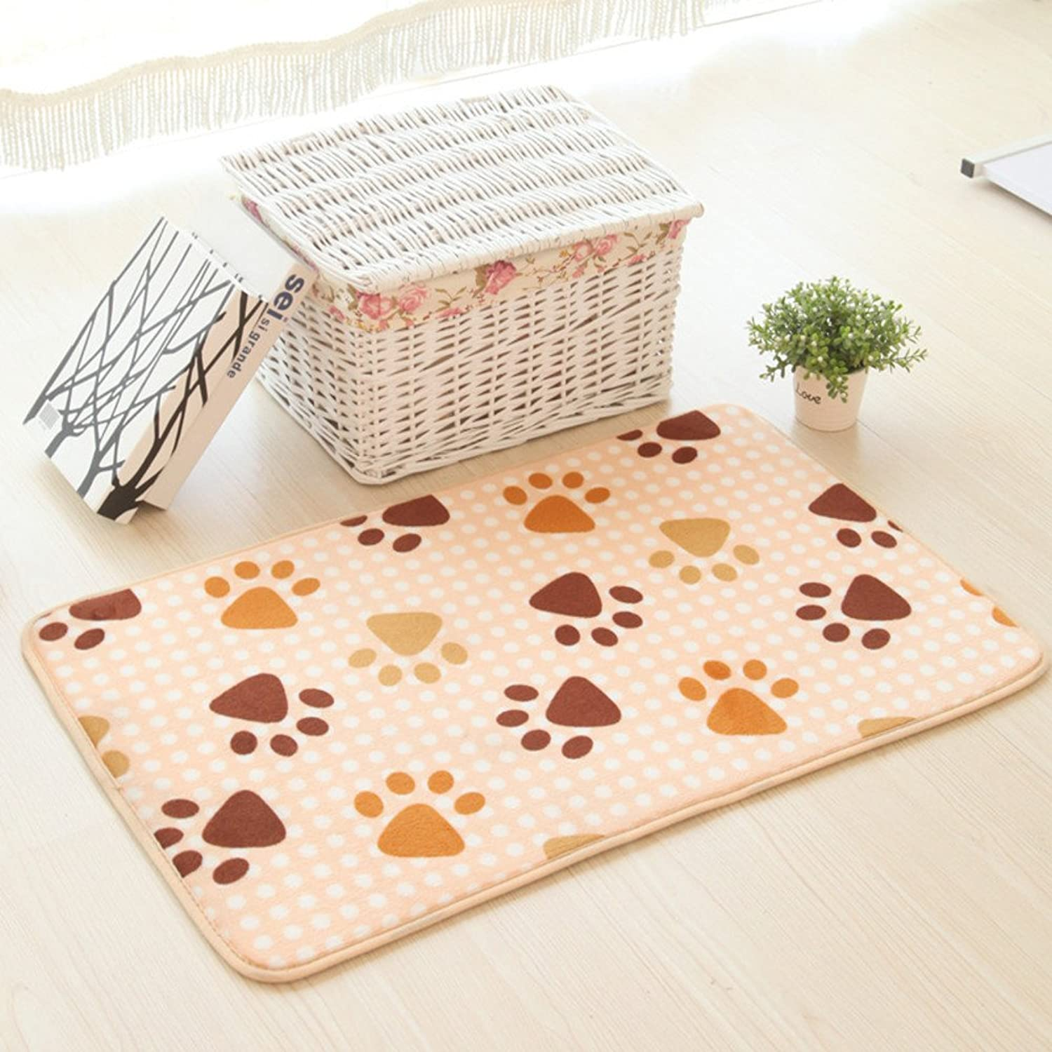 Fine Fiber matsblankets, Rectangular Floor mat,Bedroom,Mat Door mat Kitchen,Living Room,Bathroom,Bathroom,Pad-E 140x200cm(55x79inch)