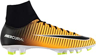 Official Nike Mercurial Victory Dynamic Fit Firm Ground Football Boots Mens Soccer Cleats