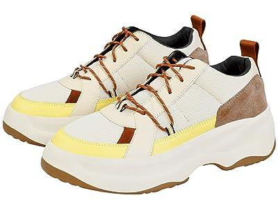 Vagabond Shoemakers Indicator 2.0 (Off-White Multi) Women