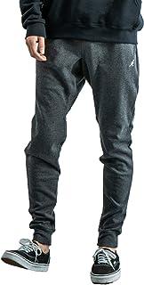 [KANGOL/カンゴール] ジョガーパンツ メンズ ジョガパン スリム おしゃれ サイドライン 2本ライン スポーツ スウェット イージーパンツ トレーニング カジュアル