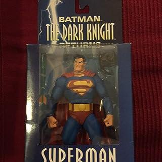 DC Direct Batman Dark Knight Returns Superman Action Figure (Jap?n importaci?n / El paquete y el manual est?n escritos en japon?s)