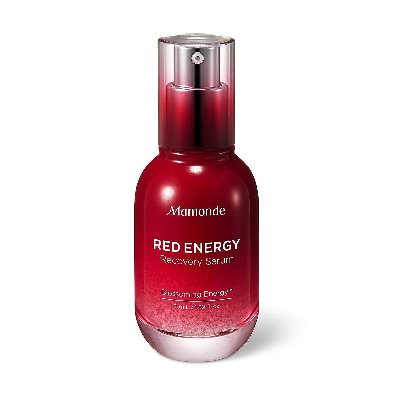 レジデンス意味する延ばす【マモンド.mamonde]レッドエネルギーリカバリーセラム(50ml)+ free gift(in picture)/ red energy recovery serum+ K packet(快速配送)