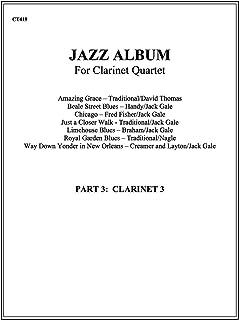 Jazz Album Clarinet 3 Part