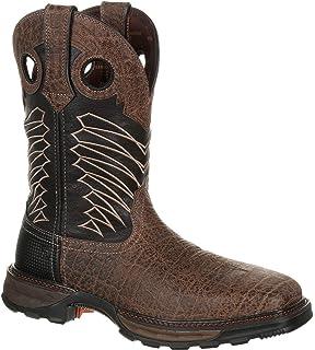 حذاء عمل غربي مقاوم للماء من دورانجو مافيريك إكس بي صلب لأصابع القدم