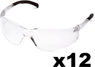 Full Source Orbweaver Safety Glasses with Clear Lens (12 Pack)