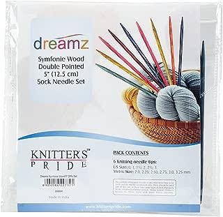 Knitter's Pride Dreamz Double Pointed Needle Socks Kit, 5
