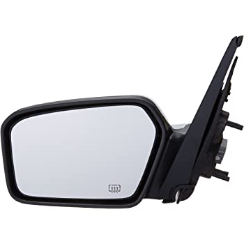Amazon Com Oe Replacement Lincoln Mkz Zephyr Passenger Side Mirror Outside Rear View Partslink Number Fo1321322 Automotive