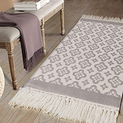 Cotton Printed Area Rug