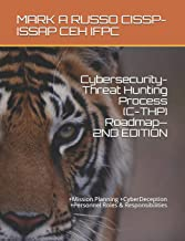 Cybersecurity-Threat Hunting Process (C-THP) Roadmap—2ND EDITION: +Mission Planning +CyberDeception +Personnel Roles & Responsibilities