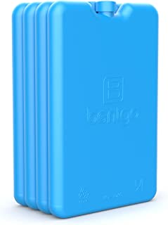 Bentgo Ice Lunch Chillers – Ultra-Thin Ice Packs Perfect for Everyday Use in Lunch..