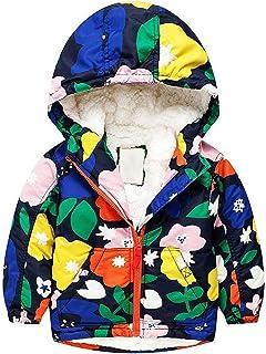 0d38a979a Lddr Kids Winter Down Jackets for Boys Clothes Hooded Wollen Pattern Children  Outerwear Girls Parka Coat