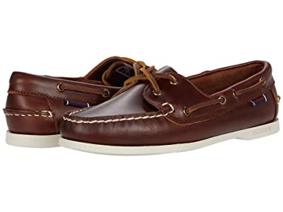 Sebago Jacqueline Waxy (Brown) Women