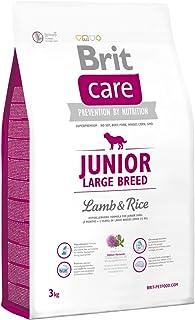 BRIT Care Junior Croquette Grandes Races Agneau/Riz pour Chiot 12 kg
