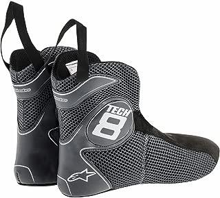 Alpinestars Tech 8 RS Inner Brace Men's Off-Road Motorcycle Boot Accessories - Black / 10