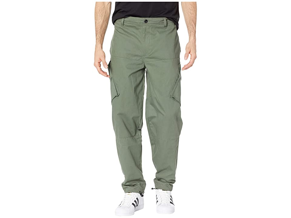 adidas Skateboarding Cargo Pants (Base Green) Men