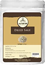 Naturevibe Botanicals Dried Sage, 1 ounce | Non GMO, Gluten Free and Dried (28g)