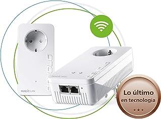 comprar comparacion Devolo Magic 1 Wi-Fi - Starter Kit de Powerline para una Red Wi-Fi Fiable a Través de Techos y Paredes Mediante los Cables...