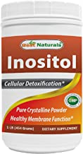 Best Naturals Inositol Pure Powder, 1 Pound