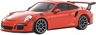 Kyosho Mini-Z AutoScale Porsche 911 GT3, Orange MZP150OR-B