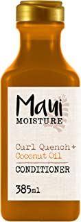 Maui Moisture Curl Quench with Coconut Oil Conditioner, 385 ml