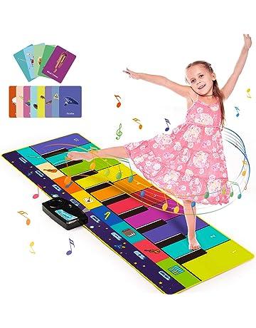 TV somatosensory Dance Dance Revolution dual-use computer interface plug and play dance mat J.GH Double wireless dance mat dance mat game,Pink