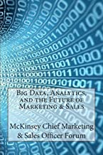 Best big data, analytics, and the future of marketing & sales Reviews
